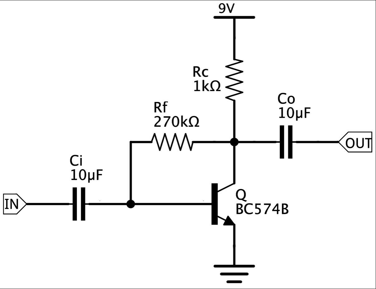 analog audio circuits
